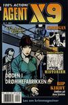 Cover for Agent X9 (Hjemmet / Egmont, 1998 series) #7/2001