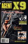 Cover for Agent X9 (Hjemmet / Egmont, 1998 series) #8/2001