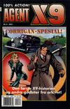 Cover for Agent X9 (Hjemmet / Egmont, 1998 series) #9/2001