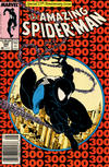 Cover Thumbnail for The Amazing Spider-Man (1963 series) #300 [Newsstand Edition]