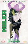 Cover for 100% Marvel. Hulka (Panini España, 2014 series) #1 - Ley y Desorden