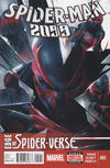 Cover for Spider-Man 2099 (Marvel, 2014 series) #5 [Direct Edition]