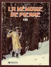 Cover for Le Moine fou (Dargaud éditions, 1984 series) #2 - La mémoire de pierre