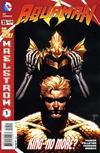 Cover for Aquaman (DC, 2011 series) #35