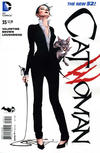 Cover for Catwoman (DC, 2011 series) #35