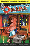Cover for Omaha the Cat Dancer (Kitchen Sink Press, 1986 series) #0