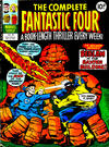 Cover for The Complete Fantastic Four (Marvel UK, 1977 series) #36
