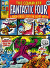Cover for The Complete Fantastic Four (Marvel UK, 1977 series) #8