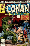Cover for Conan the Barbarian (Marvel, 1970 series) #113 [Direct]