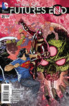 Cover for The New 52: Futures End (DC, 2014 series) #25