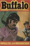Cover for Buffalo Bill / Buffalo [delas] (Semic, 1965 series) #4/1972