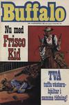 Cover for Buffalo Bill / Buffalo [delas] (Semic, 1965 series) #1/1973