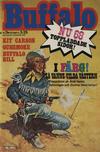Cover for Buffalo Bill / Buffalo [delas] (Semic, 1965 series) #3/1975