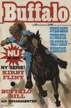 Cover for Buffalo Bill / Buffalo [delas] (Semic, 1965 series) #10/1973