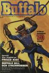 Cover for Buffalo Bill / Buffalo [delas] (Semic, 1965 series) #3/1973