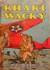 Cover for Khaki Wacky (Centaur, 1941 series) #5