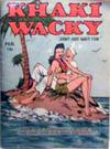 Cover for Khaki Wacky (Centaur, 1941 series) #2
