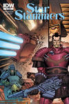 Cover for Star Slammers (IDW, 2014 series) #2 [Regular Cover]