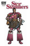 Cover Thumbnail for Star Slammers (2014 series) #3 [Subscription Cover]