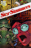 Cover for Star Slammers (IDW, 2014 series) #4 [Regular Cover]