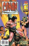 Cover for Conan (Planeta DeAgostini, 1996 series) #11