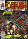 Cover for Conan el Bárbaro (Planeta DeAgostini, 1983 series) #25