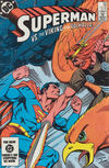 Cover for Superman (DC, 1939 series) #394 [direct-sales]
