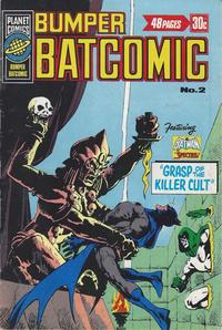 Cover Thumbnail for Bumper Batcomic (K. G. Murray, 1976 series) #2