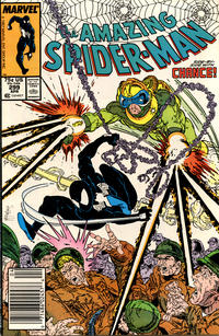 Cover Thumbnail for The Amazing Spider-Man (Marvel, 1963 series) #299 [Newsstand]