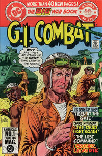 Cover Thumbnail for G.I. Combat (DC, 1957 series) #270 [direct-sales]