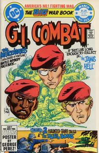 Cover Thumbnail for G.I. Combat (DC, 1957 series) #263 [Direct]