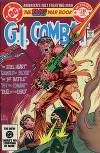 Cover Thumbnail for G.I. Combat (DC, 1957 series) #258 [Direct-Sales]