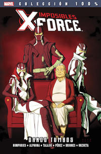 Cover Thumbnail for 100% Marvel. Imposibles X-Force (Panini España, 2011 series) #7