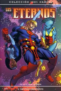 Cover Thumbnail for 100% Marvel: Los Eternos (Panini España, 2009 series) #2 - Destino Manifiesto