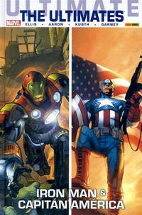 Cover Thumbnail for Coleccionable Ultimate (Panini España, 2012 series) #58 - The Ultimates 6: Iron Man & Capitán América