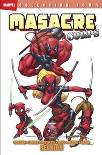 Cover Thumbnail for 100% Marvel. Masacre Corps (Panini España, 2011 series)