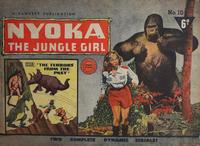 Cover Thumbnail for Nyoka the Jungle Girl (Cleland, 1949 series) #10