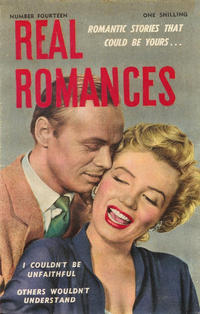Cover Thumbnail for Real Romances (Horwitz, 1950 ? series) #14