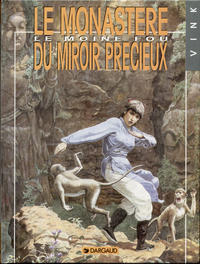Cover Thumbnail for Le Moine fou (Dargaud éditions, 1984 series) #5