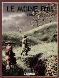 Cover Thumbnail for Le Moine fou (Dargaud éditions, 1984 series) #1 - Le moine feu