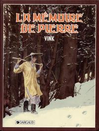 Cover Thumbnail for Le Moine fou (Dargaud éditions, 1984 series) #2 - La mémoire de pierre