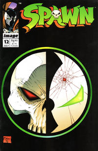 Cover Thumbnail for Spawn (Image, 1992 series) #12 [Direct Edition]