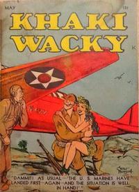 Cover Thumbnail for Khaki Wacky (Hardie-Kelly, 1941 series) #5