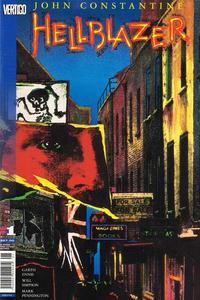 Cover Thumbnail for John Constantine Hellblazer (Editorial Televisa, 2014 series) #1