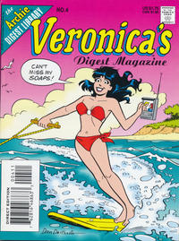 Cover Thumbnail for Veronica's Passport Digest Magazine (Archie, 1992 series) #4 [Direct Edition]