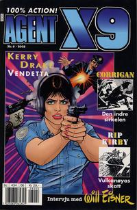 Cover Thumbnail for Agent X9 (Hjemmet / Egmont, 1998 series) #6/2002