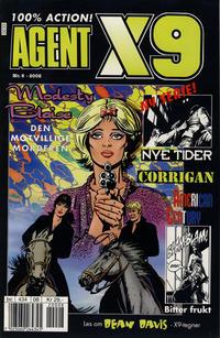 Cover Thumbnail for Agent X9 (Hjemmet / Egmont, 1998 series) #8/2002