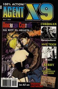 Cover Thumbnail for Agent X9 (Hjemmet / Egmont, 1998 series) #9/2002