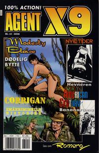 Cover Thumbnail for Agent X9 (Hjemmet / Egmont, 1998 series) #10/2002