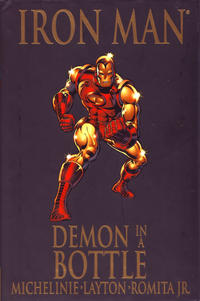 Cover Thumbnail for Iron Man: Demon in a Bottle (Marvel, 2008 series)  [premiere edition]